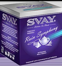 """Чай Svay """"Симфония дождя"""" (Rain Symphony)"""