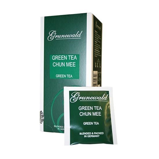 """Чай Grunewald """"Зеленый чай Чун Ме"""""""