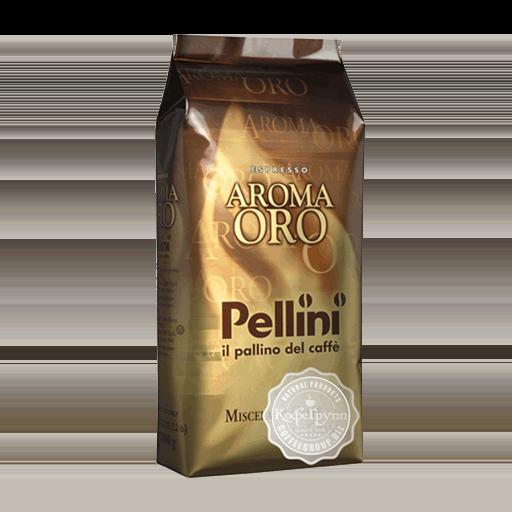 Кофе Pellini «Aroma ORO GUSTO INTENSO»