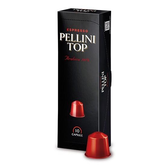 Кофе Pellini TOP Arabica 100% Nespresso
