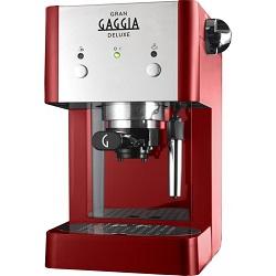 Кофемашина Gaggia Gran DeLuxe Red