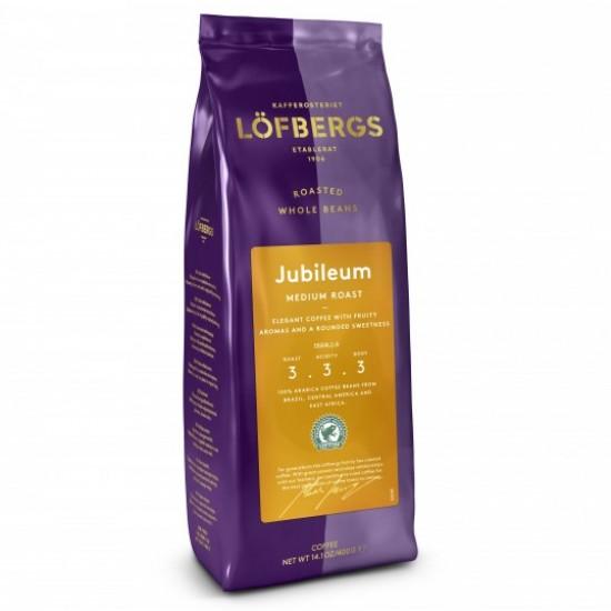 Кофе в зернах Lofbergs Jubileum