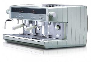Кофемашина Quality Espresso Visacrem V6