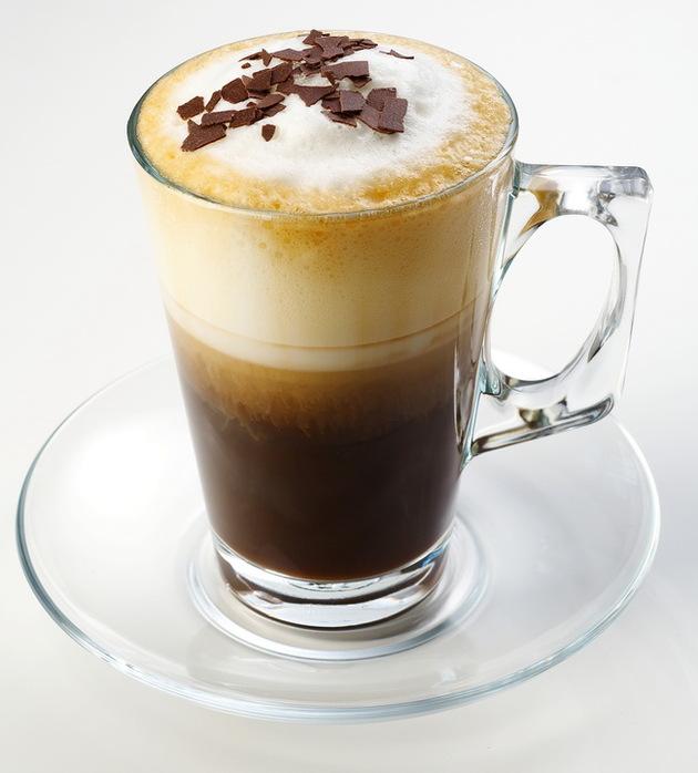 Кофейный коктейль «Аль Стрега»
