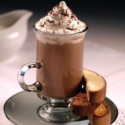 Рецепт кофе «Амаретто» с мороженым