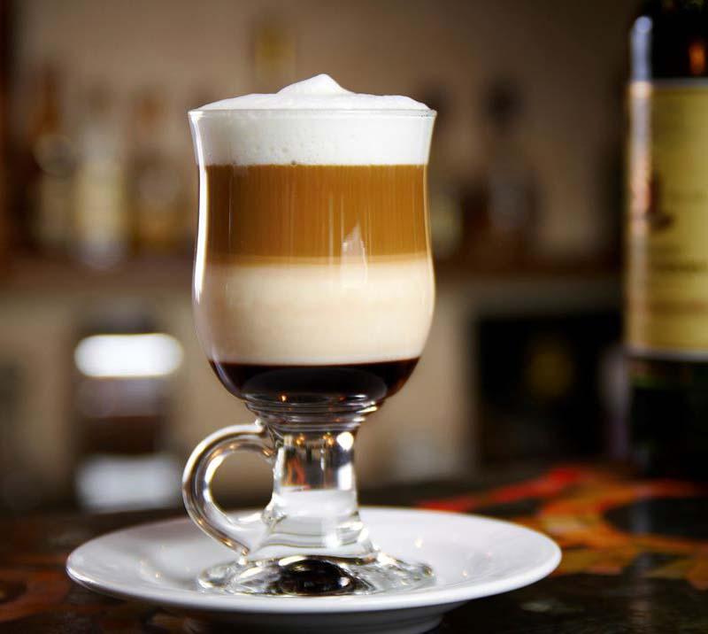 Кофейный коктейль «Пуччи»
