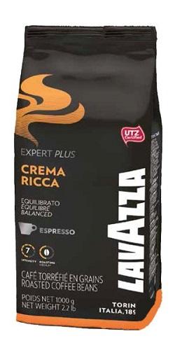 Кофе Lavazza «Crema Ricca»