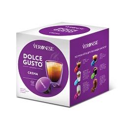 Кофе в капсулах «Veronese Crema» Dolce Gusto