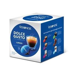 Кофе в капсулах «Veronese Lungo» Dolce Gusto