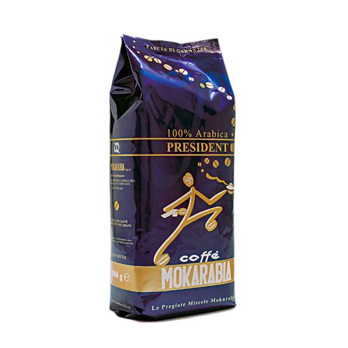Кофе Mokarabia President 100% Arabica
